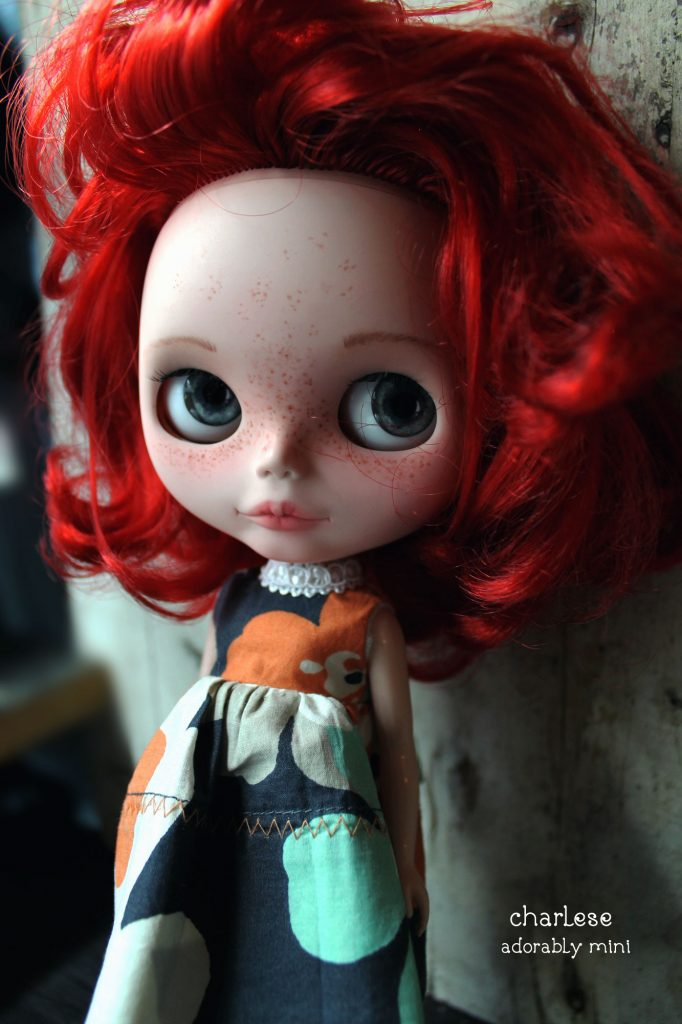 Blythe Doll no25 Charlese - 2