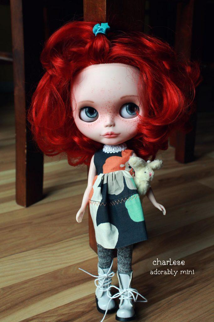 Blythe Doll no25 Charlese - 3