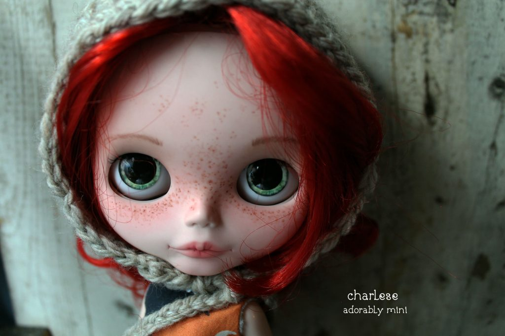 Blythe Doll no25 Charlese - 4
