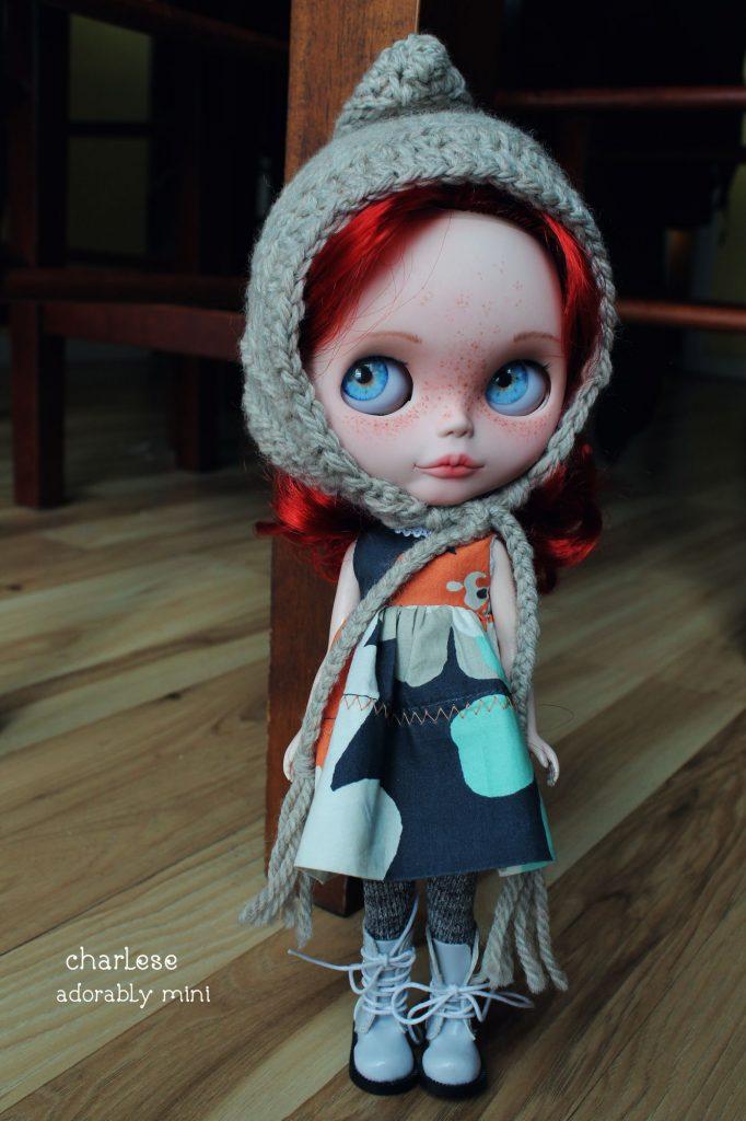 Blythe Doll no25 Charlese - 5