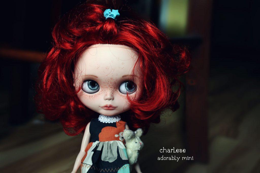 Blythe Doll no25 Charlese - 7