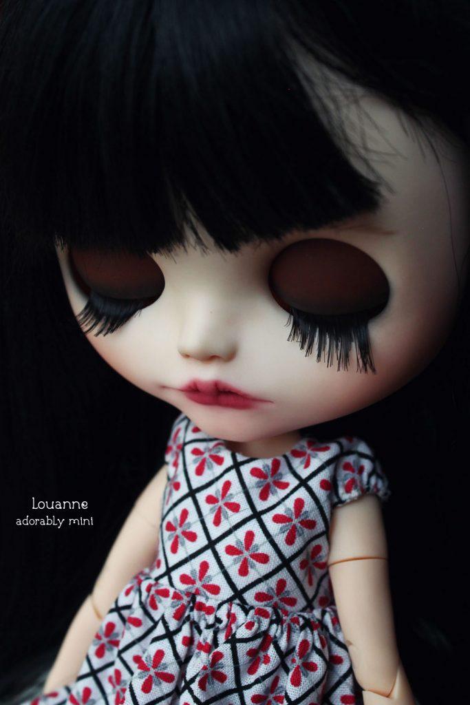 Blythe Doll no29 Louanne - 03