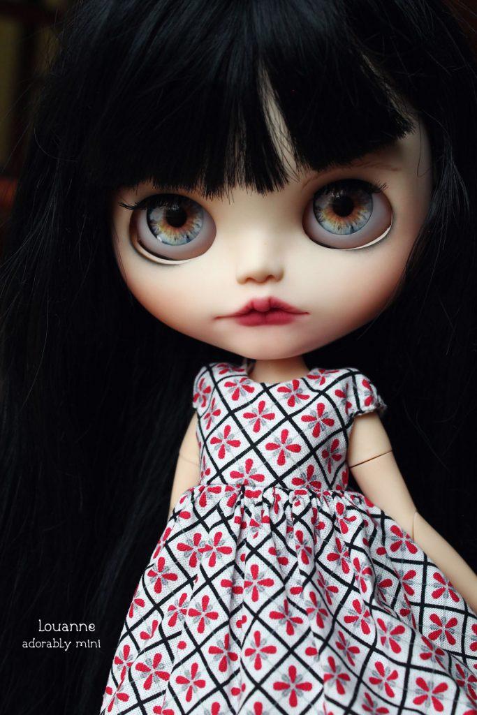 Blythe Doll no29 Louanne - 04