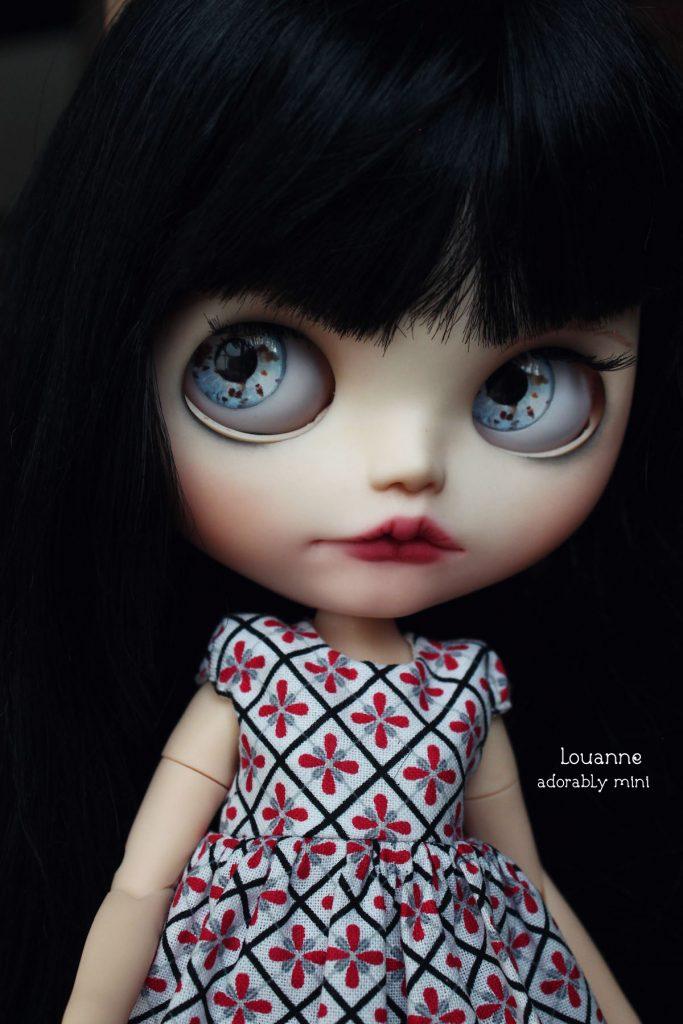 Blythe Doll no29 Louanne - 05