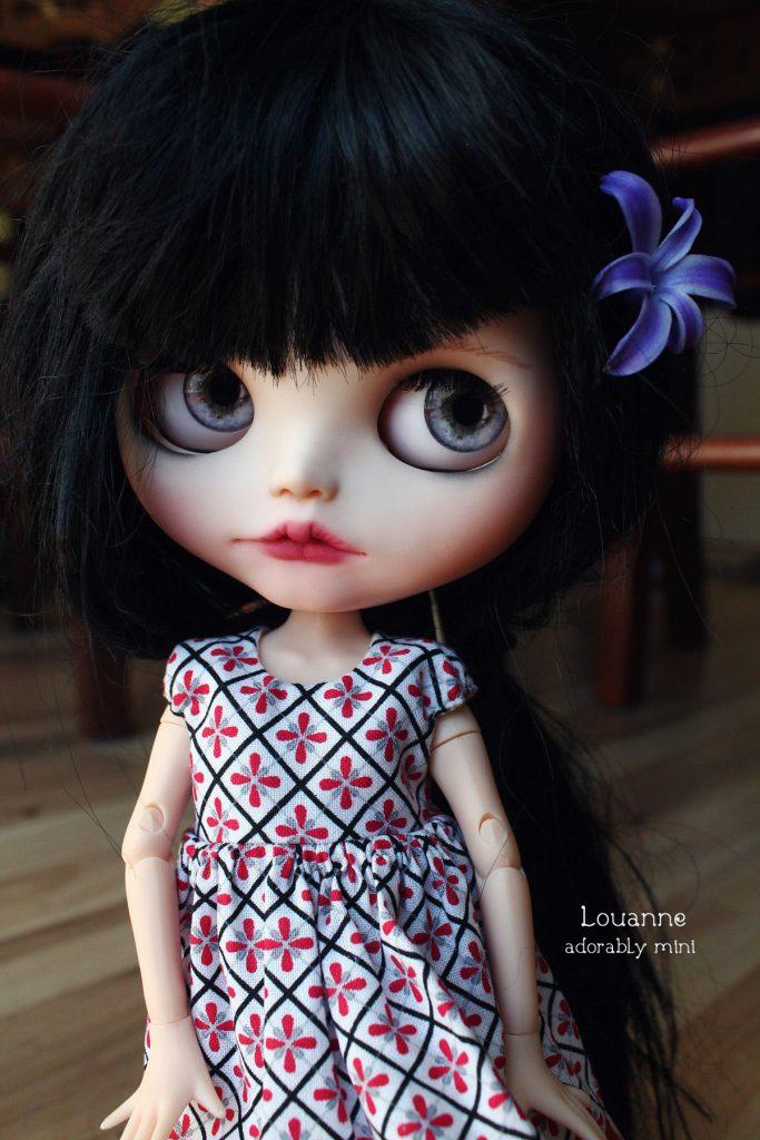 Blythe Doll no29 Louanne - 06