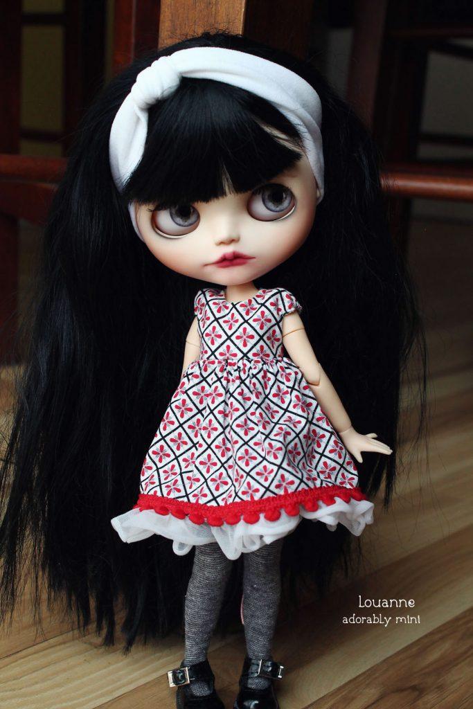 Blythe Doll no29 Louanne - 07