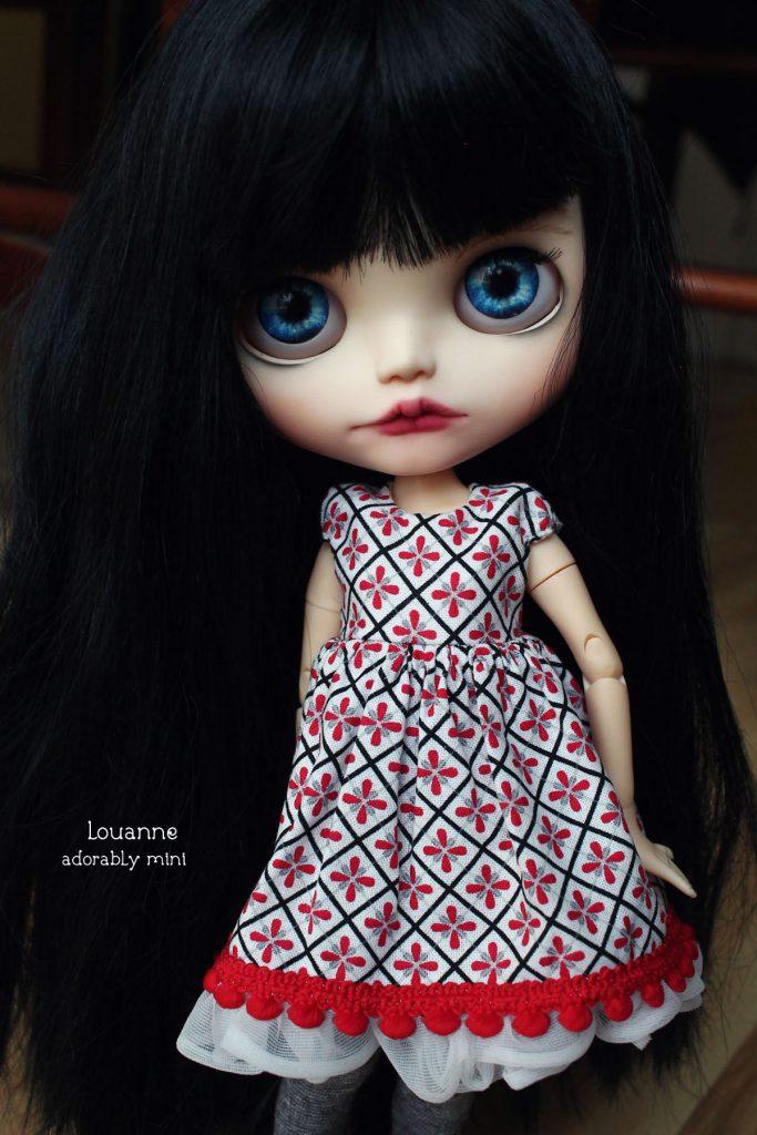 Blythe Doll no29 Louanne - 08