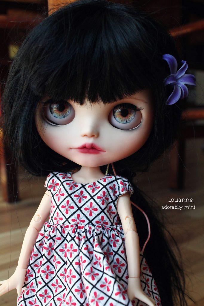 Blythe Doll no29 Louanne - 09