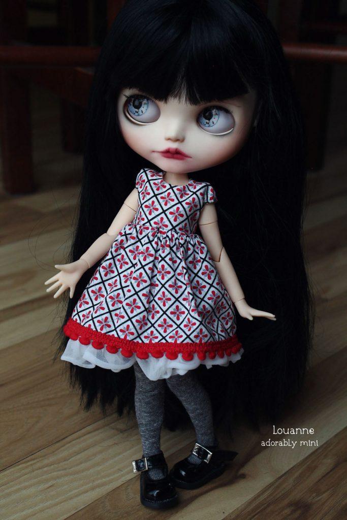 Blythe Doll no29 Louanne - 10