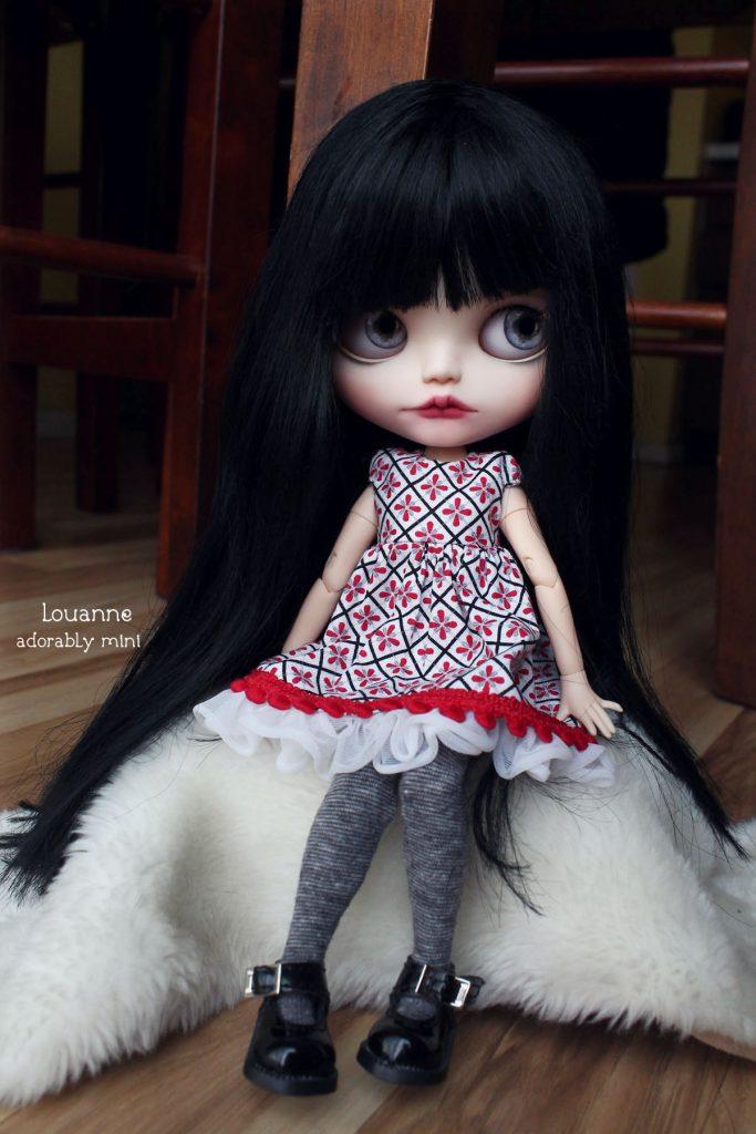 Blythe Doll no29 Louanne - 12