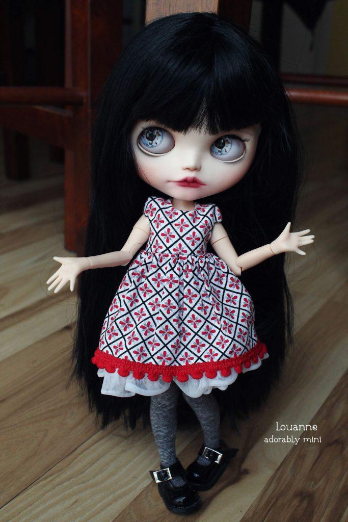 Blythe Doll no29 Louanne - 14