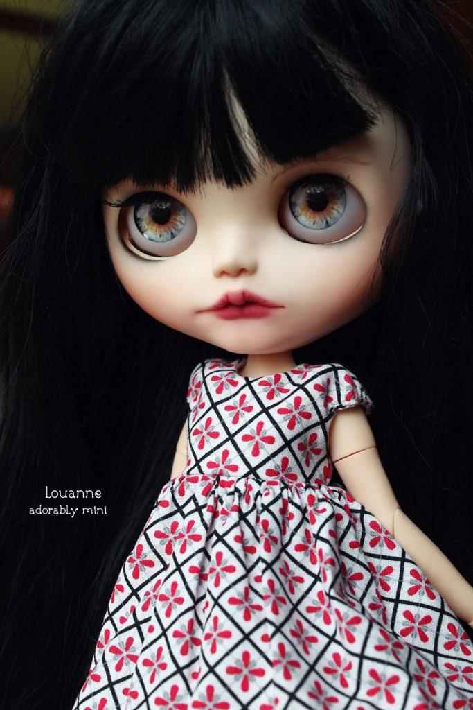 Blythe Doll no29 Louanne - 16