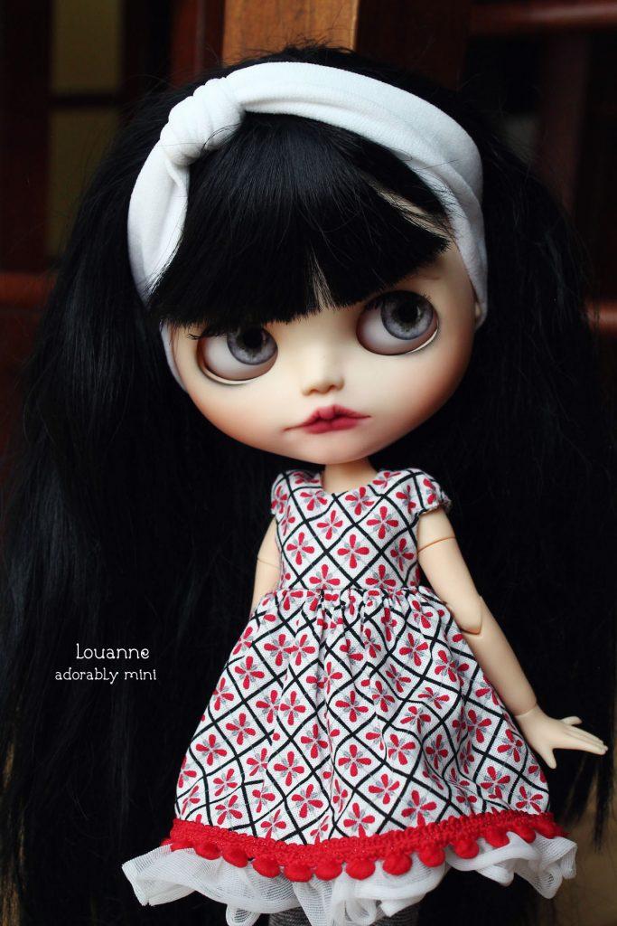 Blythe Doll no29 Louanne - 17