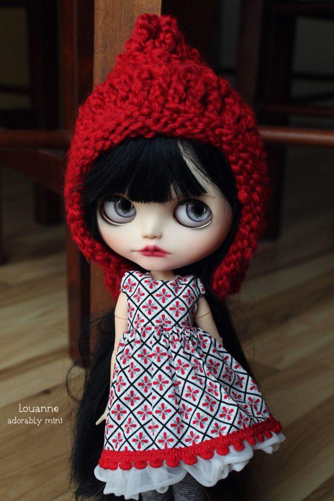 Blythe Doll no29 Louanne - 18