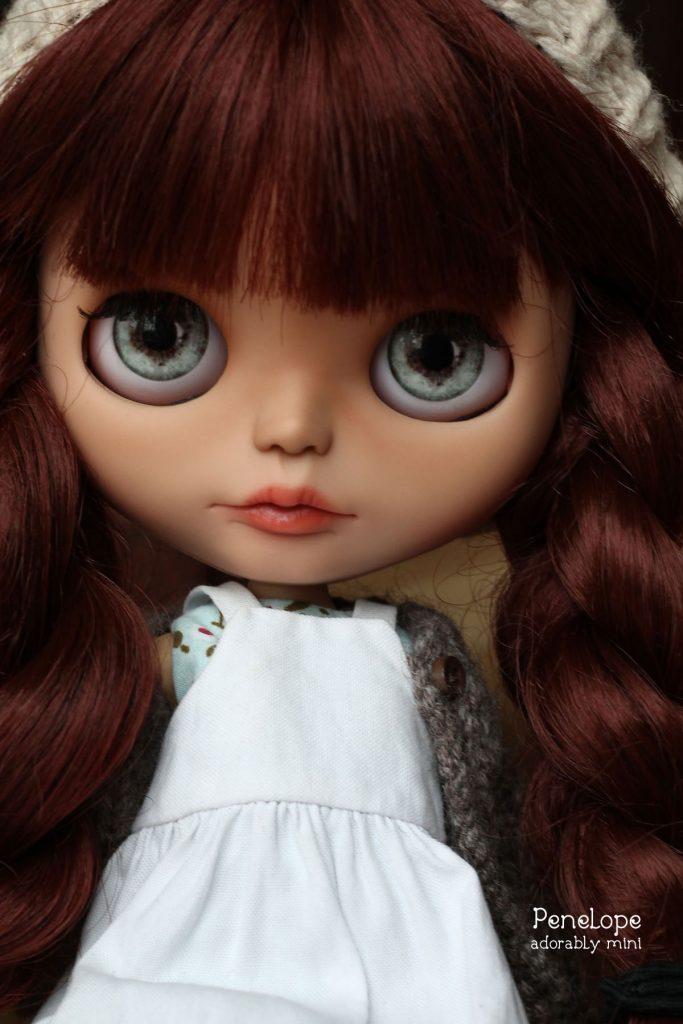 Blythe Doll Braids