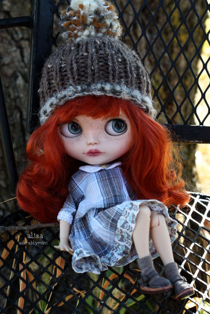 Alisa blythe doll custom