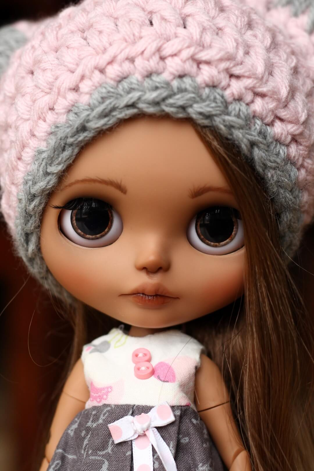 Custom Blythe Doll no 43 Hattie - 01