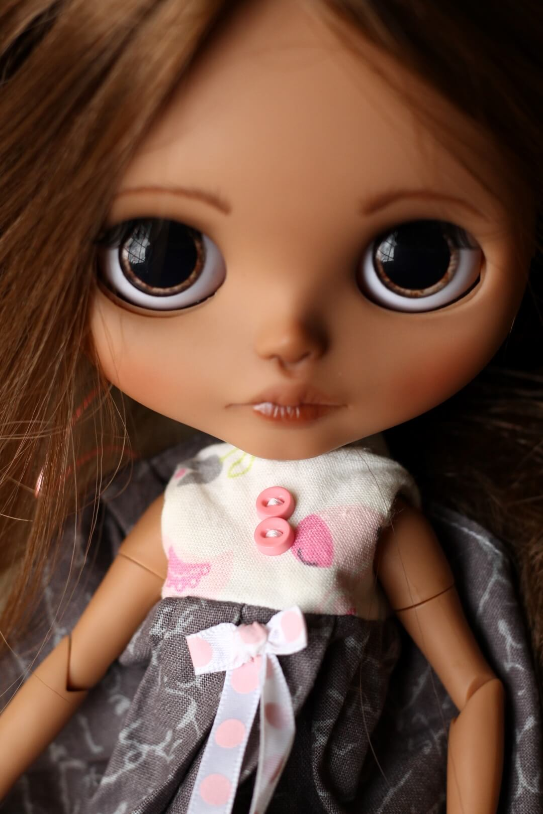 Custom Blythe Doll no 43 Hattie - 04
