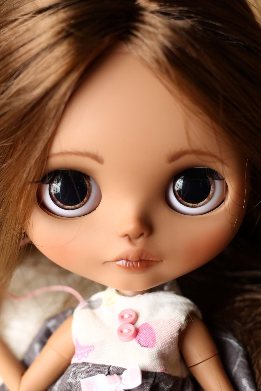 Custom Blythe Doll no 43 Hattie - 08