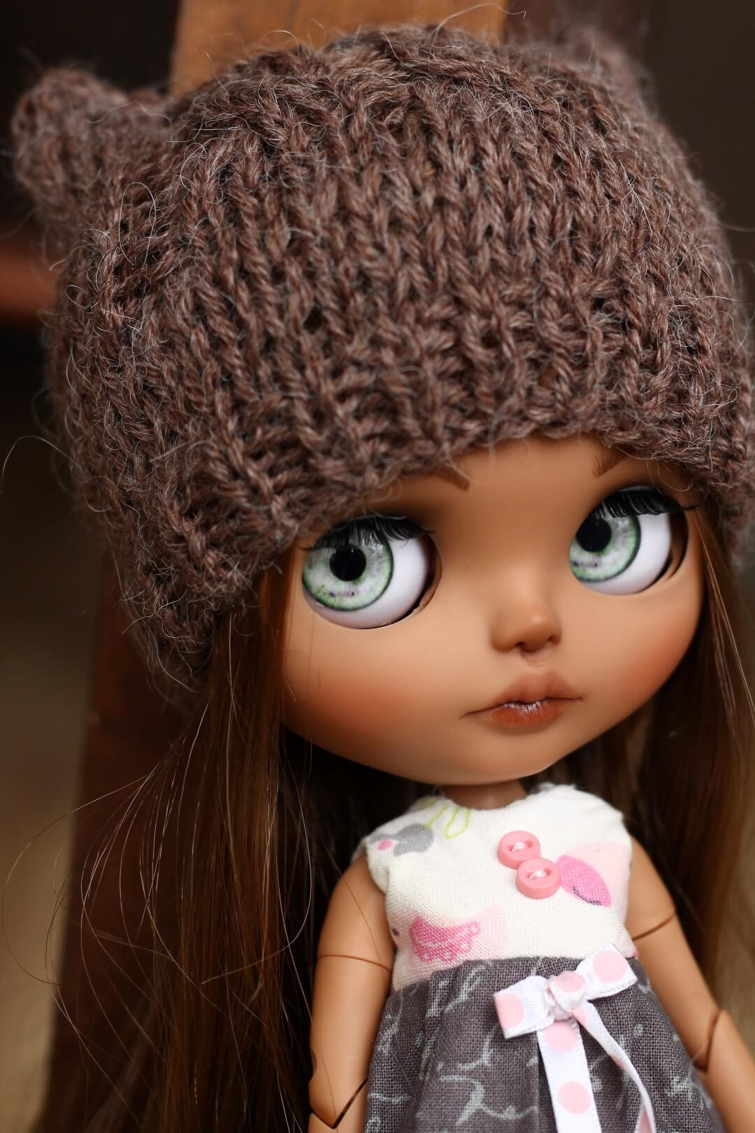 Custom Blythe Doll no 43 Hattie - 11