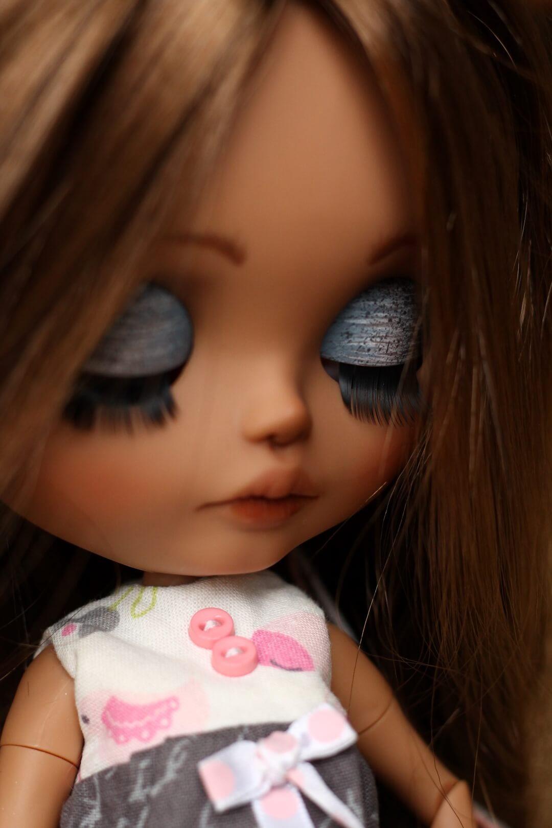 Custom Blythe Doll no 43 Hattie - 12