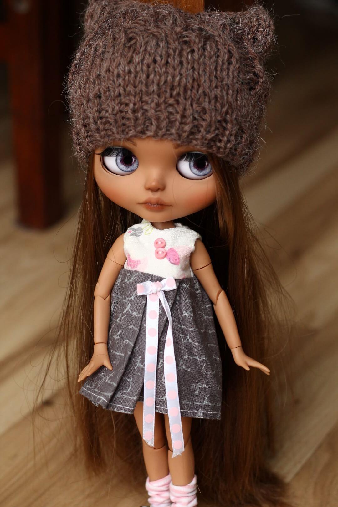 Custom Blythe Doll no 43 Hattie - 16