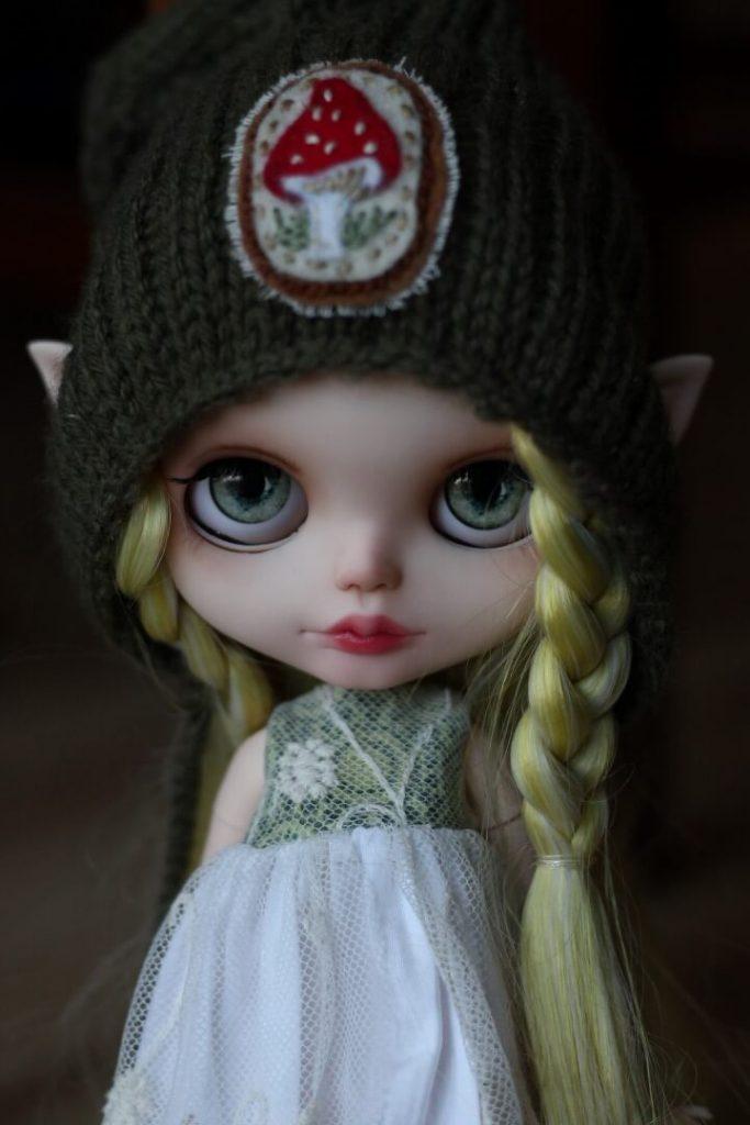 Custom Blythe Doll no37 Gwynn1