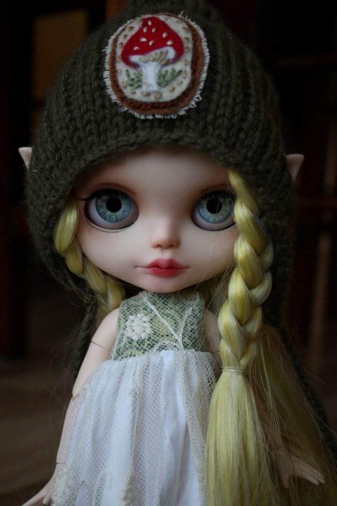 Custom Blythe Doll no37 Gwynn9