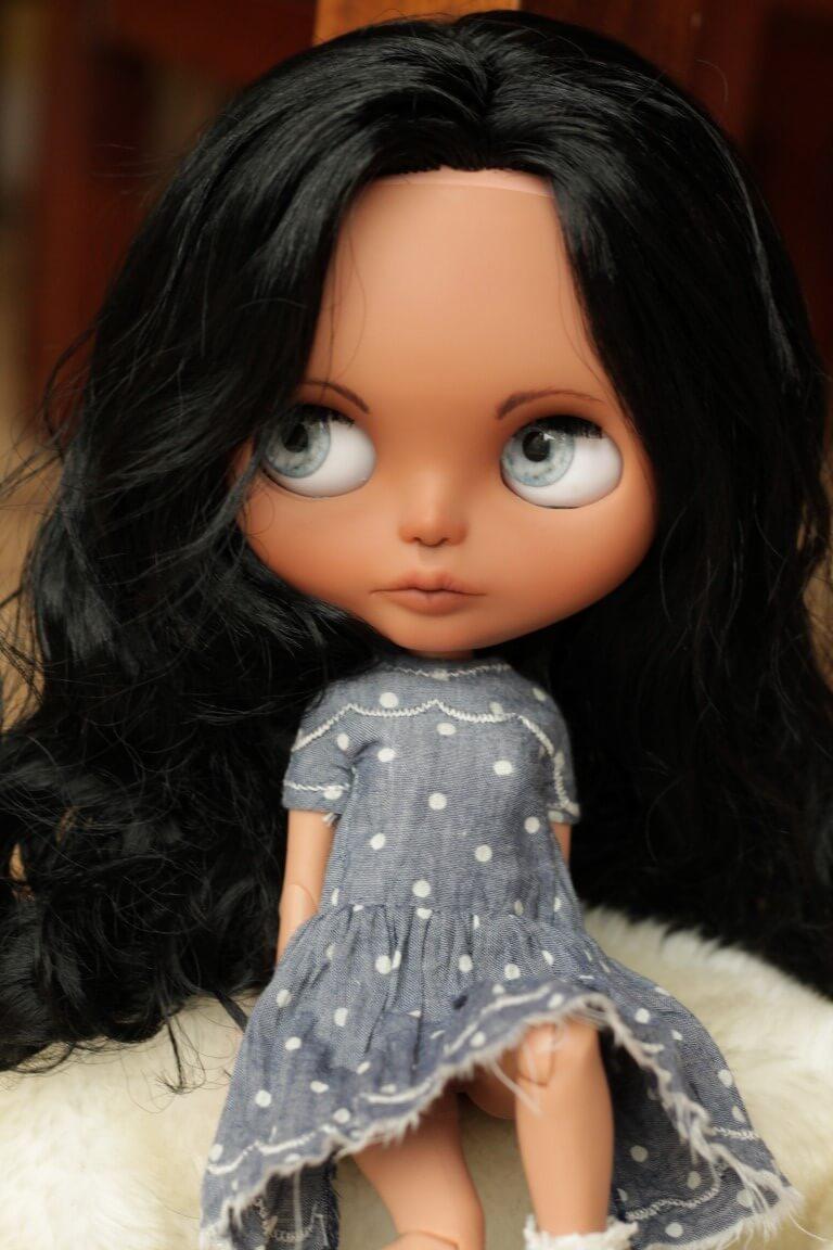 Custom Doll Alexandra 01