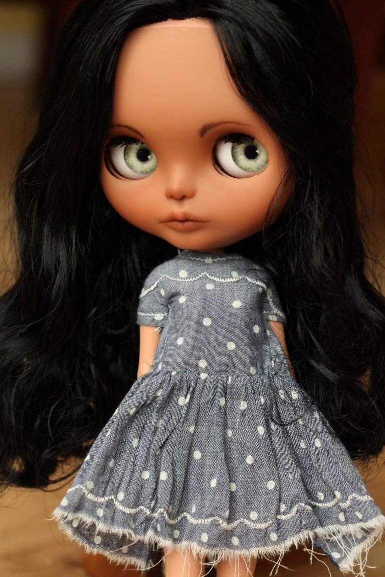 Custom Doll Alexandra 02