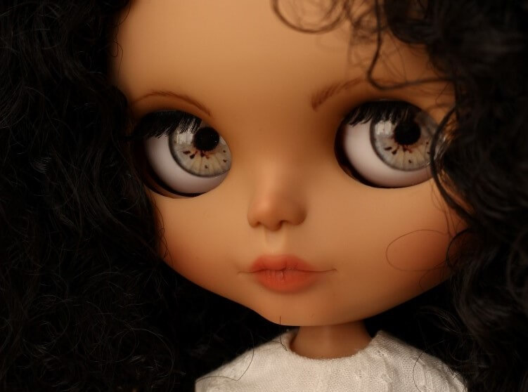 The Secret to Perfect Blythe Doll Eyechips
