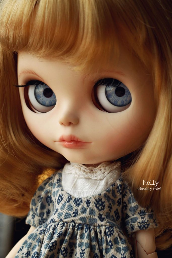 Holly OOAK Blythe