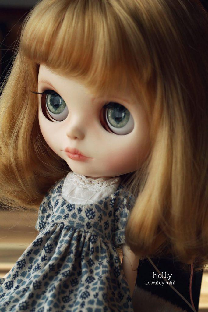 Sweet Face Custom Blythe