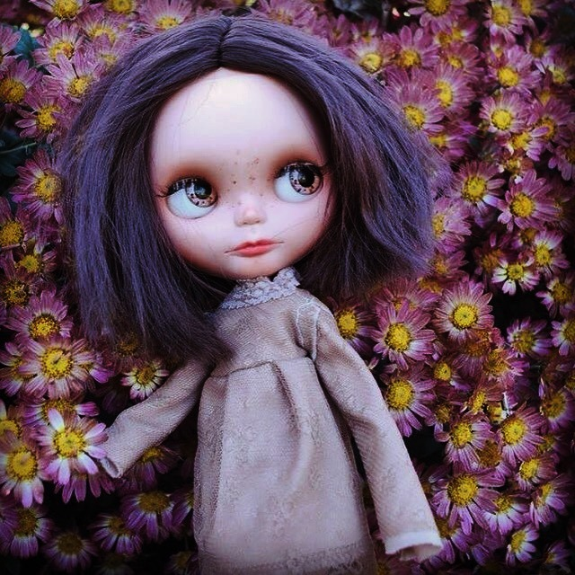 custom blythe: Willow