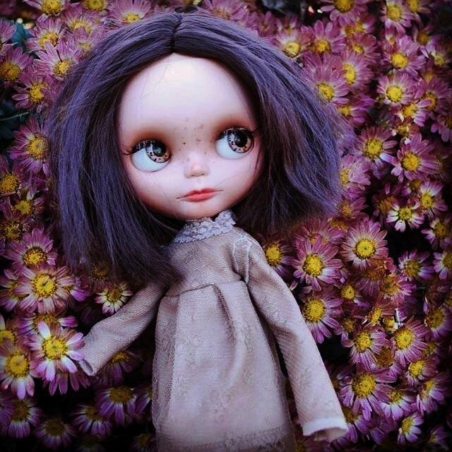 Custom Blythe Doll #2: Willow