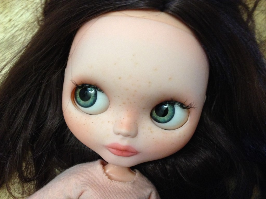 Custom Blythe Doll #5: Sierra