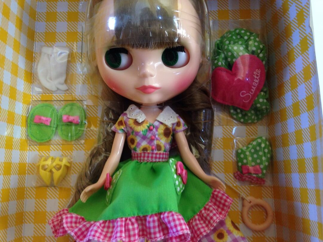 So Whats a Blythe Doll?