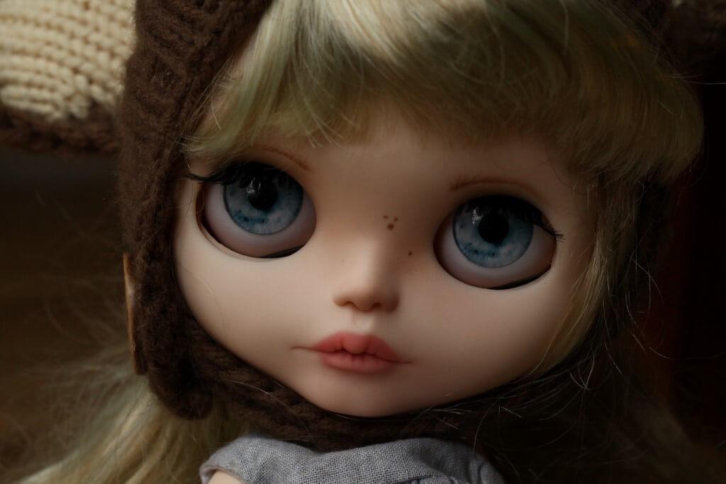 OOAK Custom Blythe Doll Bethany 10