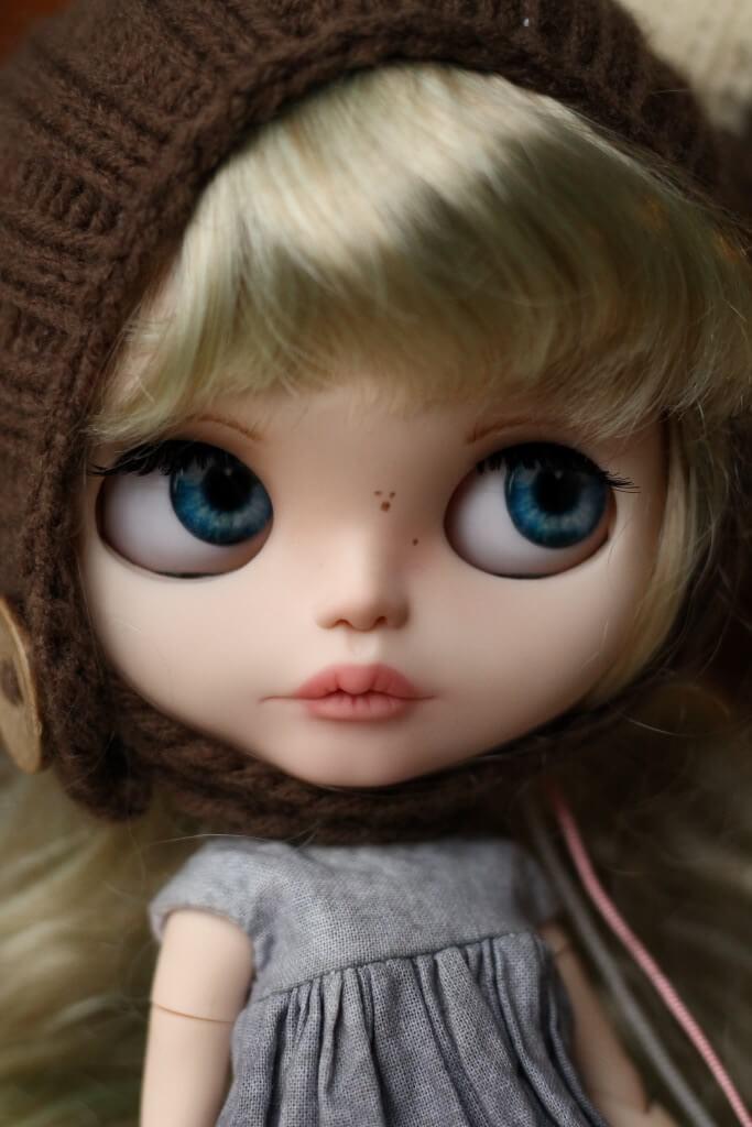 OOAK Custom Blythe Doll Bethany 13