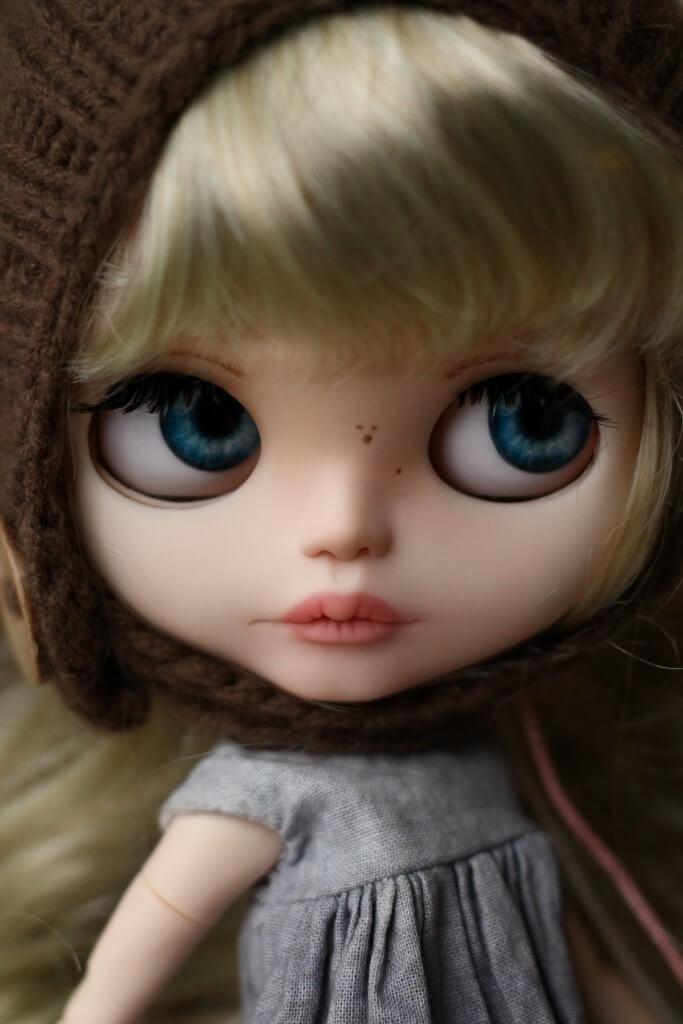 OOAK Custom Blythe Doll Bethany 3