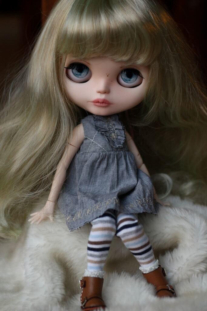 OOAK Custom Blythe Doll Bethany 6
