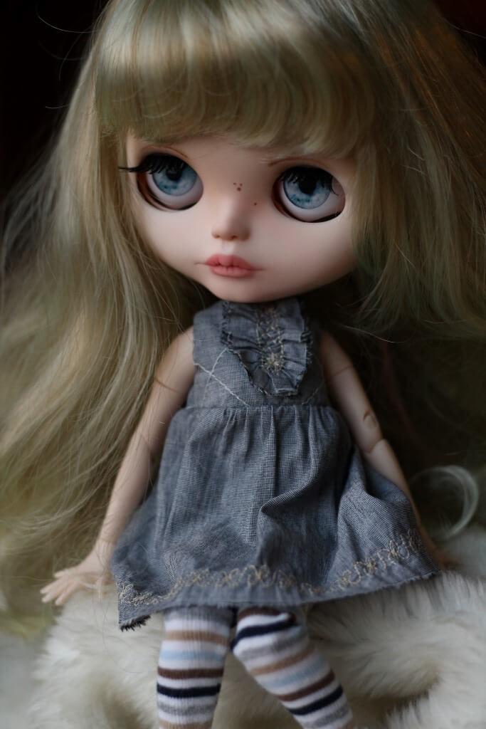 OOAK Custom Blythe Doll Bethany 7
