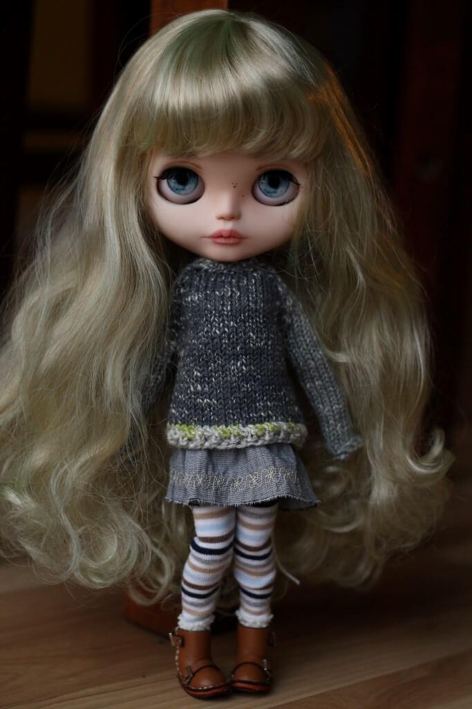 OOAK Custom Blythe Doll Bethany 8