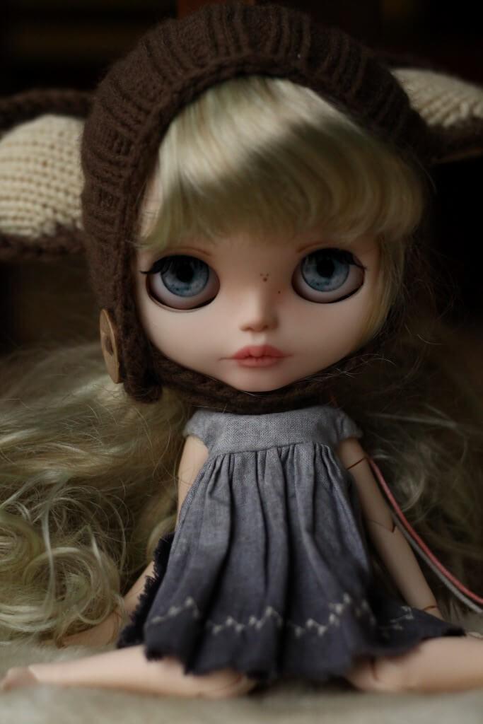 OOAK Custom Blythe Doll Bethany 9