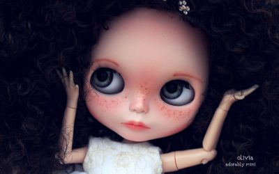Custom Blythe Doll #20: Olivia