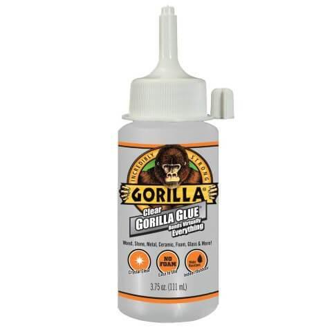 Clear Gorilla Glue for Blythe Eyechips