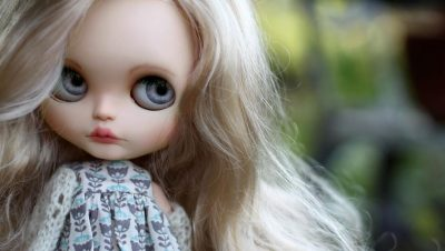 Blythe Doll Eye Chips