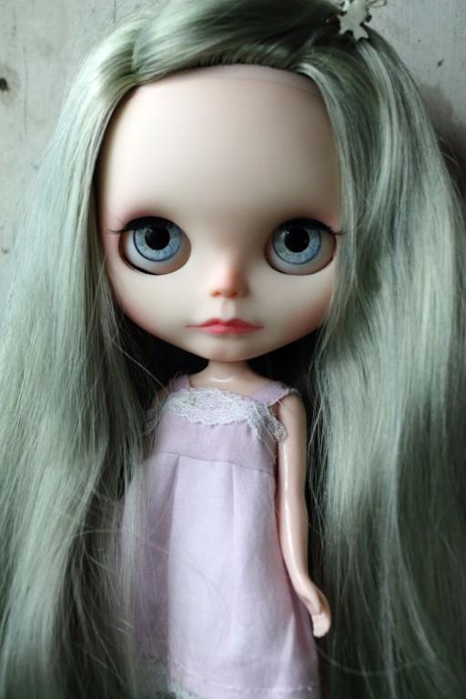 steffie custom blythe doll